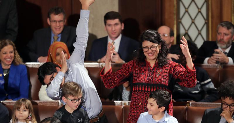 'Impeach Rashida Tlaib' Petition Nearing 150K Signatures