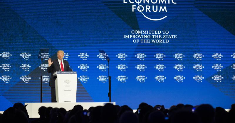 Trump Cancels US Delegation to Davos World Economic Forum
