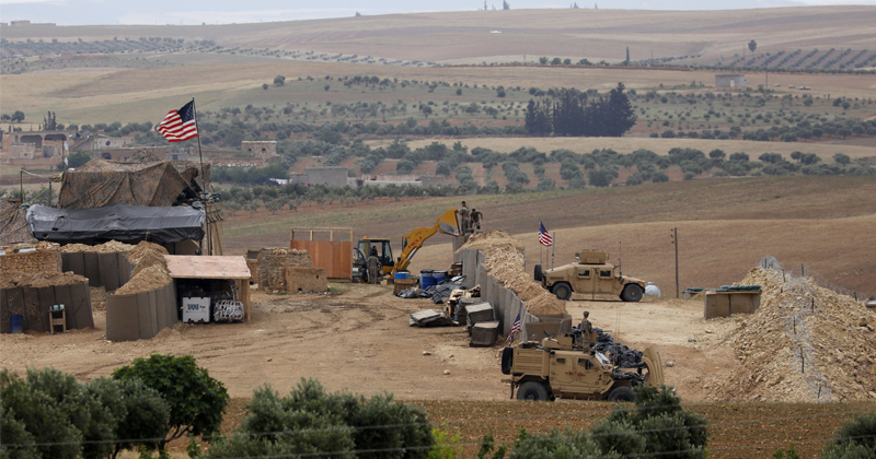US-Led Coalition: Syria Troop Withdrawal Has Begun