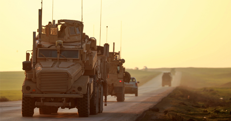 US Doesn't Intend to Have Indefinite Military Presence in Syria - Official