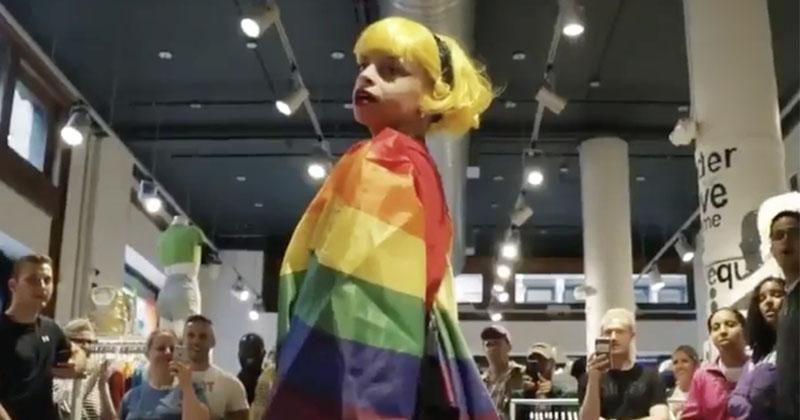 Vile: NBC Promotes Underage 'Drag Kid' Special