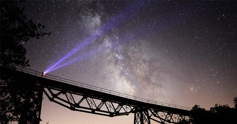 The Milky Way is Warped