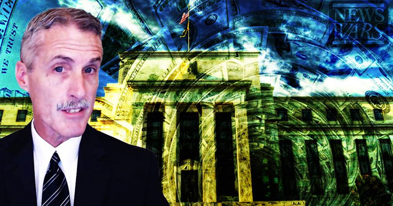 IRS Insider: Federal Reserve Committed Over 100 Years Of Fraud And Deceit