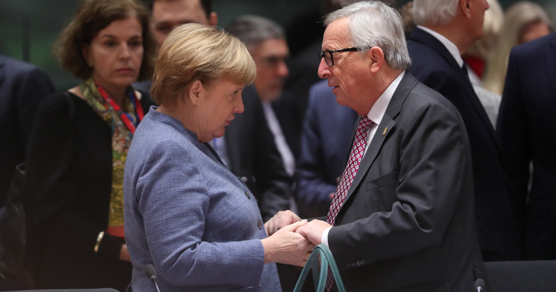 Brexit Is a Revolt Against German-Run EU Superstate