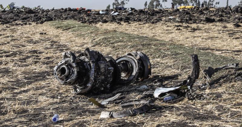 China Halts Use of Boeing Aircraft After Crash