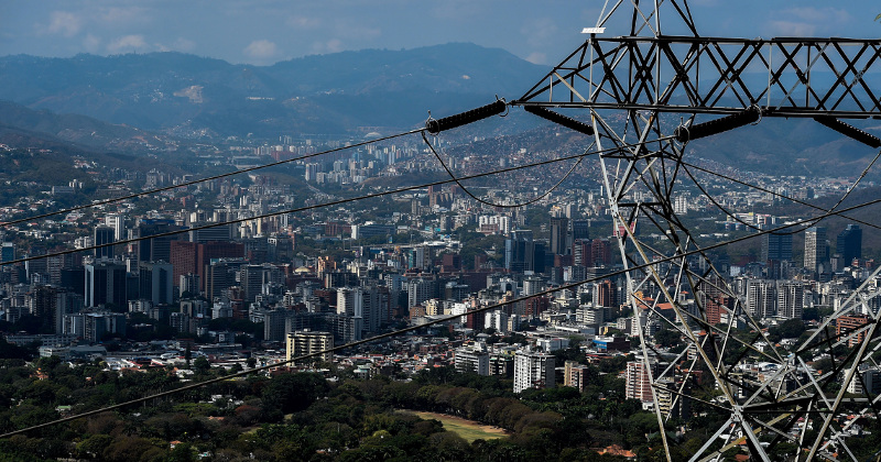 China Ready to Help Venezuela Restore Electricity
