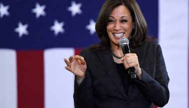 "Flashback: Kamala Harris Said ""I Believe & Respect"" Biden's Sexual Assault Accusers in 2019"