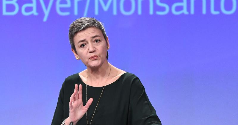 EU Hits Google With $1.7 Billion Fine For Blocking Ad Rivals