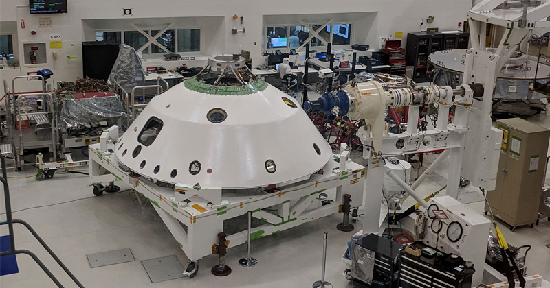 NASA Readies Next Mars Rover