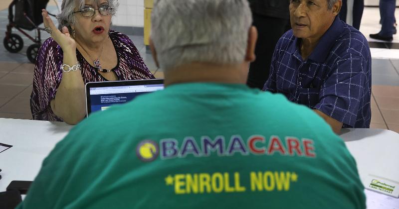 Trump Admin Targets Obamacare