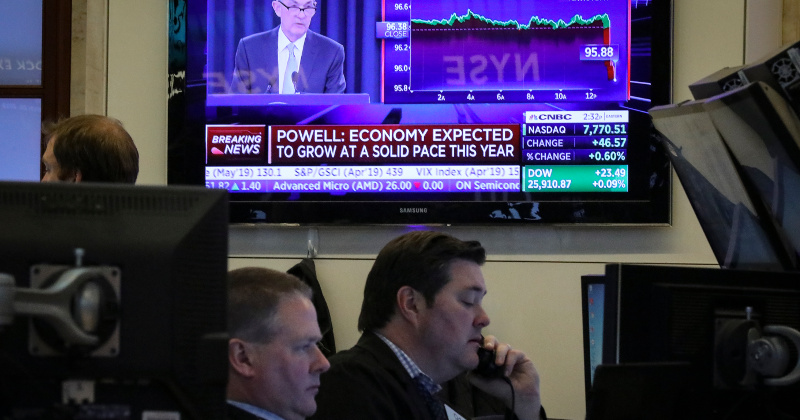 Fed Says No More Rate Hikes This Year