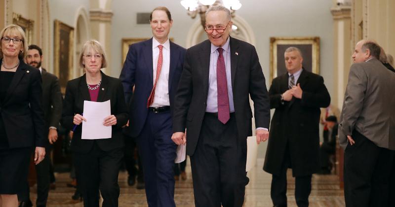 Senate Poised to Pass Bill Ending Border Emergency