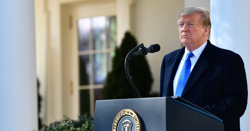Congress on Verge of Rejecting Border Emergency Declaration