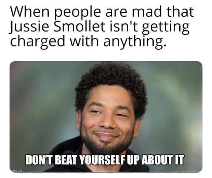 Best Jussie Smollett Escapes Justice Memes
