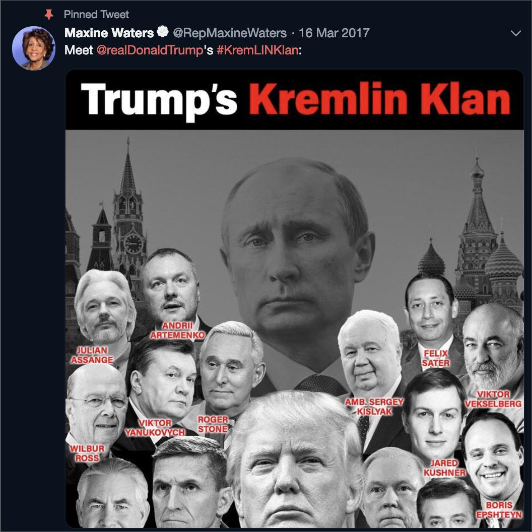 Dems In Denial: Left Still Peddles Russia Hoax Despite No Collusion Found