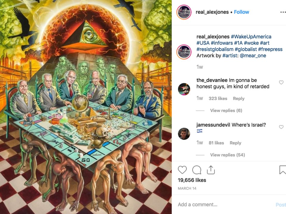 Flashback: Facebook Admits Alex Jones Not Anti-Semitic, But Still Framed Him For Political Reasons