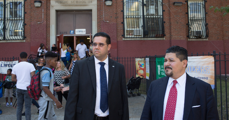 NYC Education Officials Were Demoted 'For Being White,' Bombshell Lawsuit Claims
