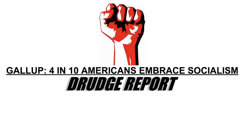 National Suicide! Four in 10 Americans Embrace Socialism