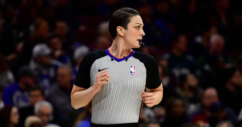 Woke: NBA Commissioner Calls For More Female Refs, Coaches