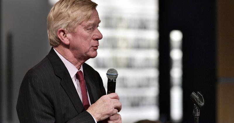 Trump Primary Challenger Bill Weld Admits He Has No Chance
