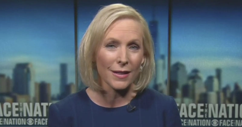 Gaffe? Gillibrand on CBS: Abortion Is A  'Life & Death' Decision