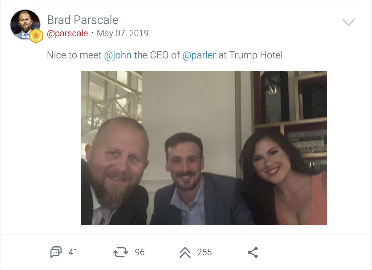 Trump 2020 Campaign Manager Scouts Other Social Networks Amid Left-Wing Censorship