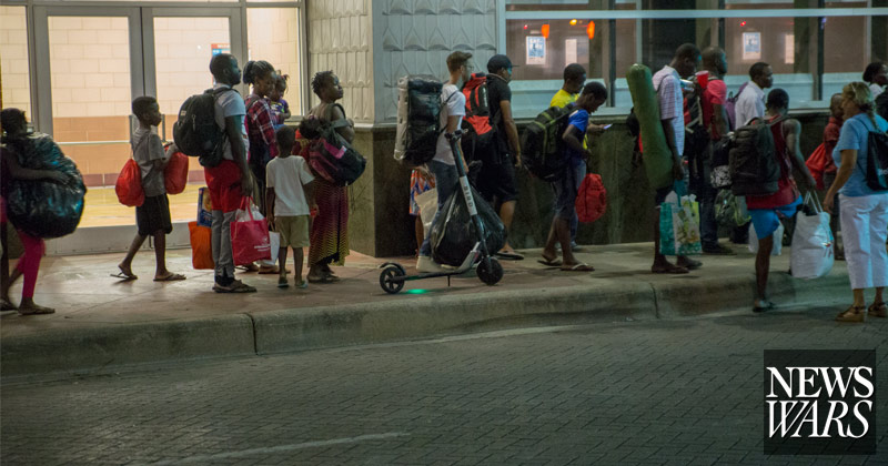 Photos: Congolese Migrants Flood Into US After Fleeing Ebola-Ravaged Nation