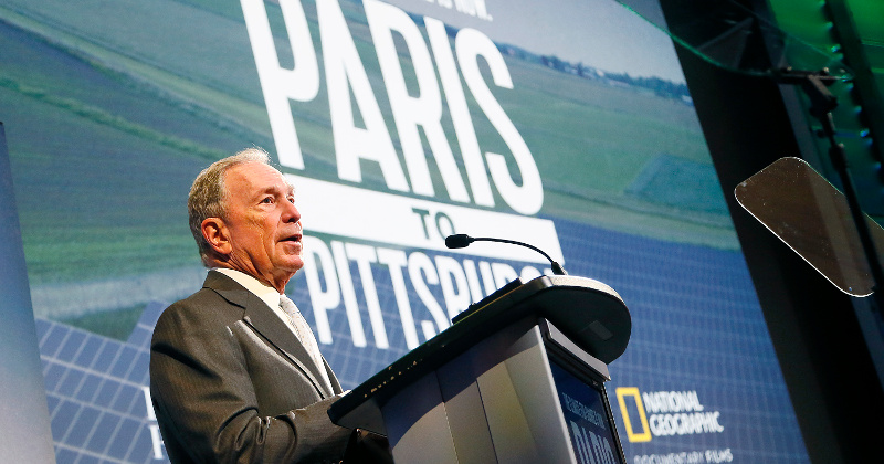 Bloomberg Dumping $500 Million Into Campaign to Close All US Coal Plants