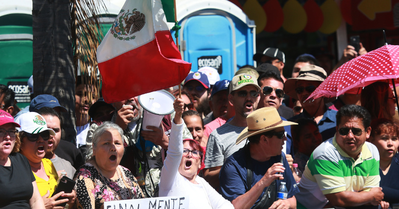 Trump Threatens More Tariffs on Mexico Over Part of Immigration Deal