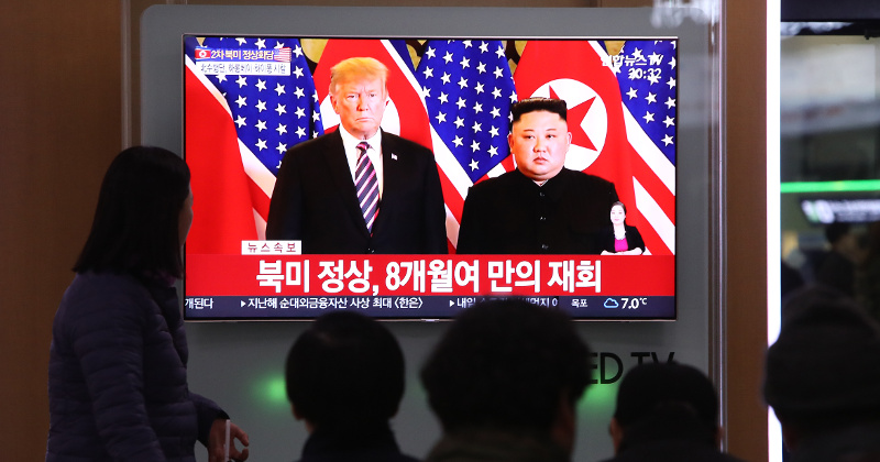 Trump to Visit S. Korea as Pompeo Raises Hope For New N. Korea Talks