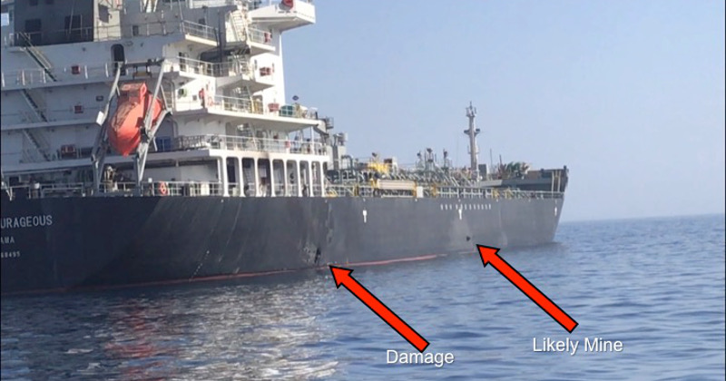 Japan Demands More Proof From US That Iran Attacked Tankers