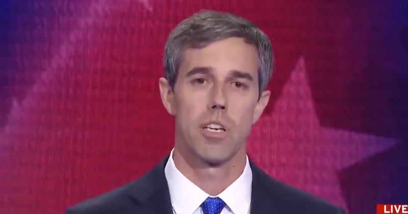 Beto O'Rourke: As President, I Will Sign a Reparations Bill