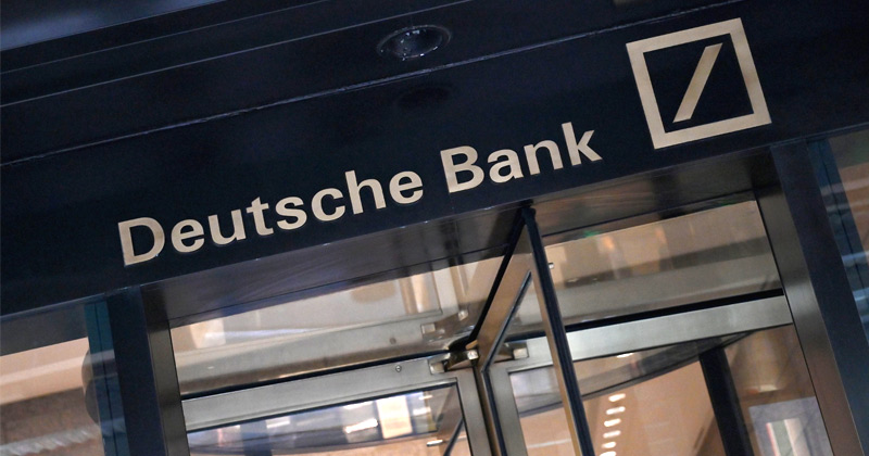 Deutsche Bank bosses fitted for £1,500 suits as thousands of employees are laid off