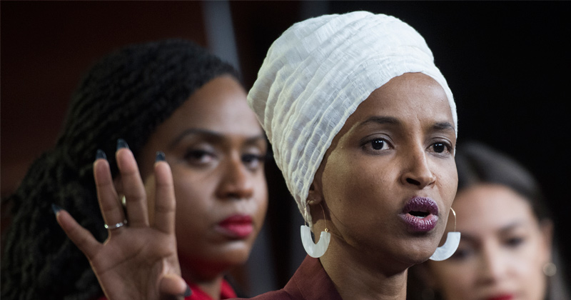 Ilhan Omar Voted Against Bill Blocking Terrorists From Life Insurance