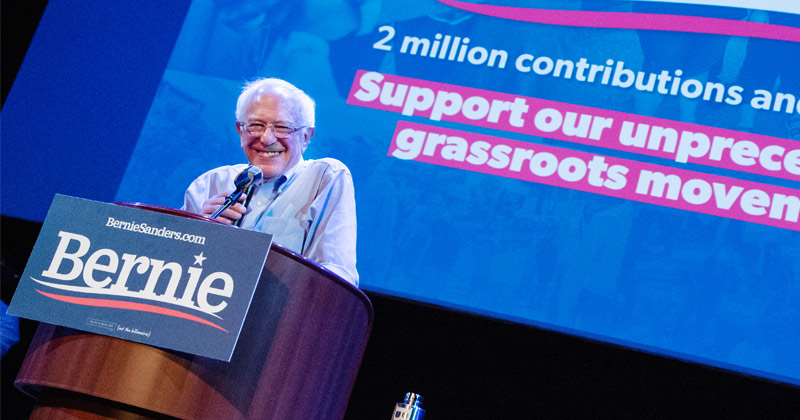 Bernie Sanders Blasts Greed, Yet Owns Swanky Vacation Home