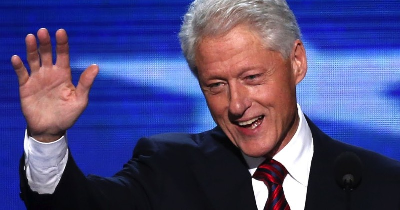 Clinton Library Refuses to Hand Over Information on Bill Clinton's Ties to Jeffrey Epstein