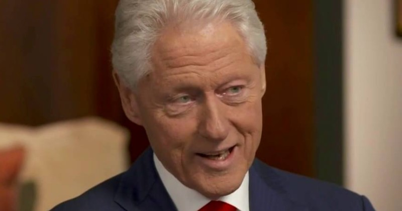 Wikipedia Editors Battle to Hide Bill Clinton's Link to Jeffrey Epstein