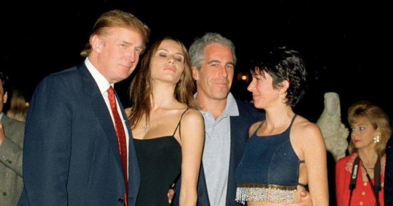 "Lawyer For Epstein Victim Says Trump Was ""Only"" High Powered Person Who Helped Him"