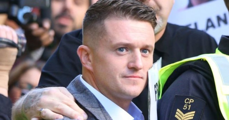 Exclusive: Tommy Robinson to Request Emergency Political Asylum in the United States