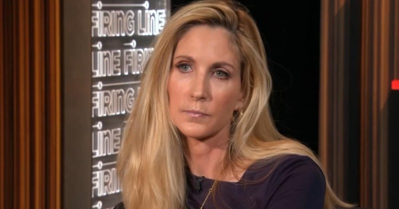 "Ann Coulter Thinks Epstein Had a ""State Sponsor"" & Was Running a ""Blackmailing"" Operation"