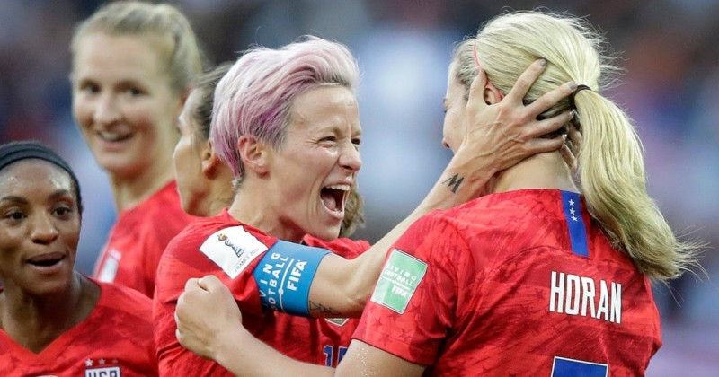 Equal Pay? Women's World Cup Brings in $131 Million Compared to Men's Which Earned $6 Billion
