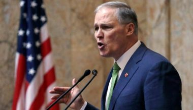 Democratic Governor Blames Trump For Leftist Who Firebombed ICE Facility