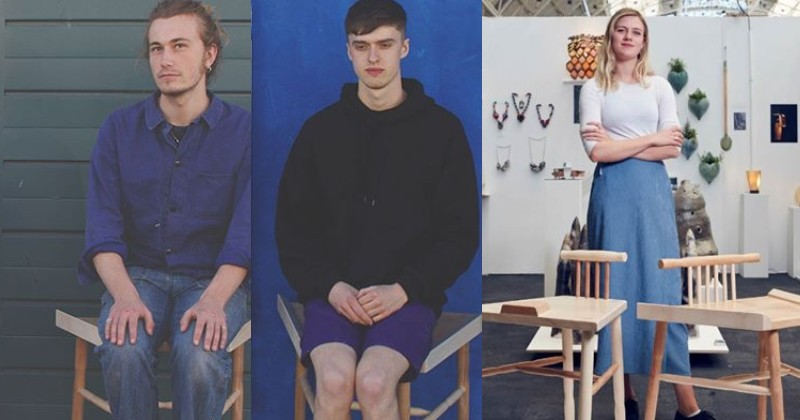 """Woman Designs Chair to Prevent """"Manspreading"""""""
