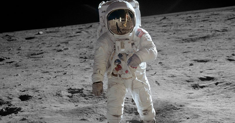 Washington Post & the New York Times Try to Ruin the Apollo Moon Landing Anniversary With 'Woke' Identity Politics