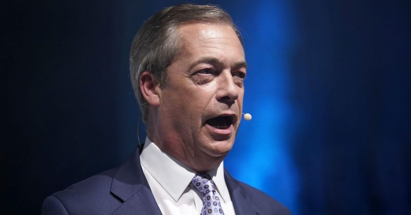 Farage: I am 100 per cent sincere in offering a non-aggressive pact with the Tories
