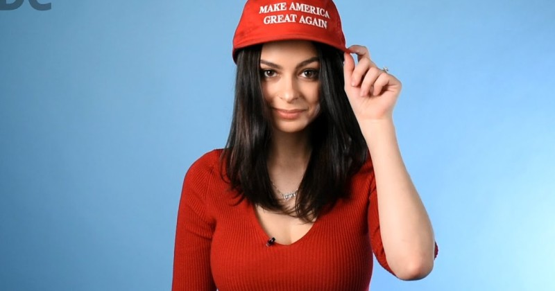 Jewish Model Says She Received Rape & Death Threats For Supporting Trump