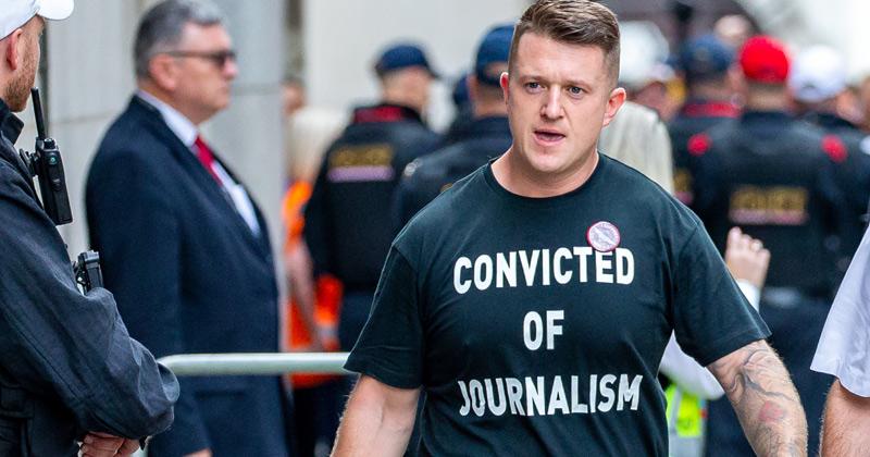 JIHADI JAIL: Tommy Robinson Sent To Jail Dubbed 'Jihadi Training Camp'