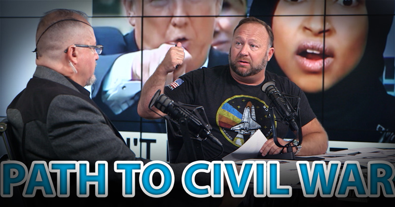 Learn Of America's Coming Civil War