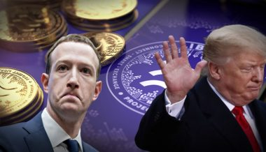Trump & Dems Say No to Facebook Crypto