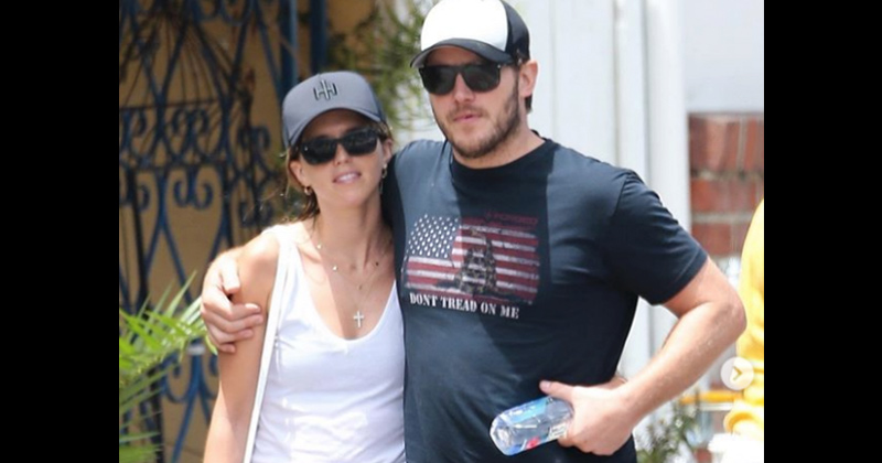 "Liberals Slam Chris Pratt's ""White Supremacist"" Don't Tread on Me Shirt"